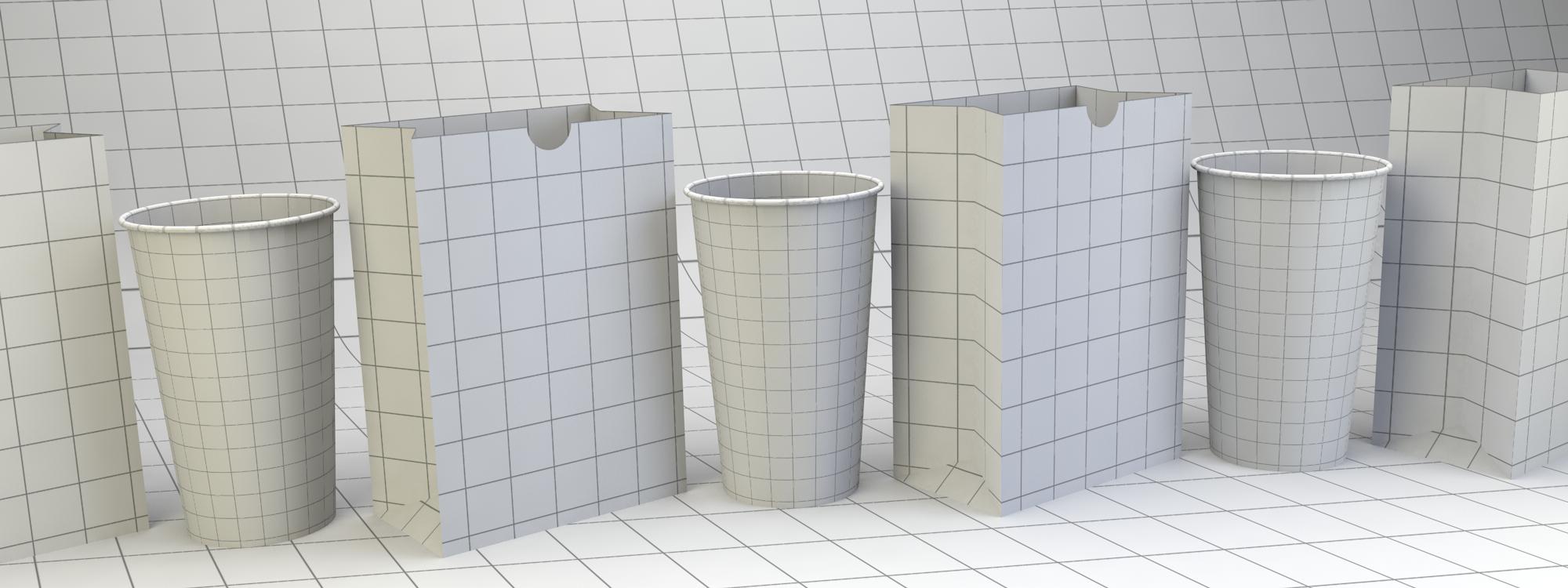 clay-cup-models